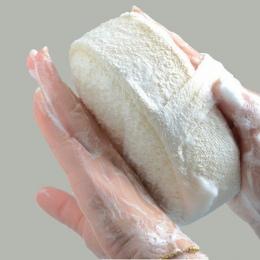 Naturalne gąbka z trukwy piłka do kąpieli prysznic pocierać dla całego ciała zdrowe szczotka do masażu
