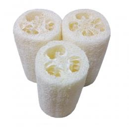 Nowy naturalne Loofah do kąpieli do ciała pod prysznic płuczka z myjką Pad Hot 10.23