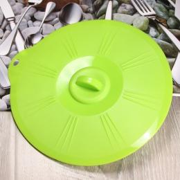 Silikonowe gotowanie na rozlanie pokrywka/pokrywka konserwująca/Pan pokrywa/bezpiecznym piekarnikiem zamiast plastikową folią