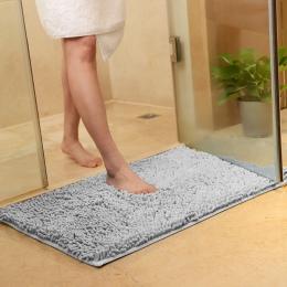 Antypoślizgowa mata kąpielowa dywan łazienkowy, Tapis Salle de Bain, mata w łazience wygodna wanna Pad, duży rozmiar sypialni dy