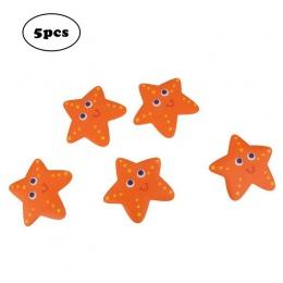 5x wanna antypoślizgowe dla dzieci dla dzieci bezpieczne stopnie naklejki łazienka aplikacja naklejka rozgwiazda wodoodporna i a