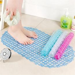 Pcv łazienka z przyssawką antypoślizgowe pad łazienka mata do prysznica wanna prysznic łazienka mata łazienka mata cztery kolor