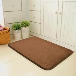 Mata do kąpieli absorpcji wody łazienka dywan chwytaki dywan łazienkowy kuchnia drzwi mata podłogowa Badmat taśma antypoślizgowa