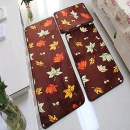 3 sztuk komplet dywaników łazienkowych, Anti-slip dywanik kąpielowy kamień dywany, Cartoon maty do kąpieli i wc, tapis Salle de