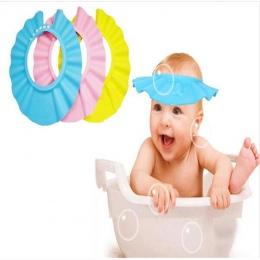 Regulowany Dziecko Kapelusz Maluch Dzieci Kąpiel Prysznic Szampon Cap Mycia Włosów Tarcza Bezpośrednie Daszek Czapki Dla Dzieci