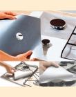 4 sztuk wielokrotnego użytku folia aluminiowa kuchenka gazowa palnik pokrywa Protector Liner Mat Pad dla łatwego czyszczenia cza