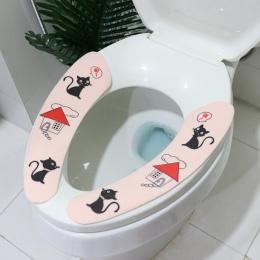 1 para podróży Hotel lepkie mata toaletowa Super miękka wielokrotnego użytku flanelowe cieplej mata pokrywa Pad poduszka łazienk