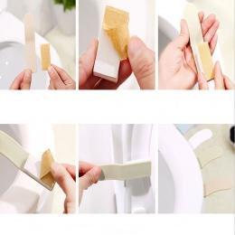Deska klozetowa pokrywa uchwyt podnośnika unikaj dotykania, która pozwala na stosowanie go w strefach aseptycznych, czyste