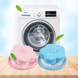 Wielokrotnego użytku pranie do usuwania włosów Catcher futro Catcher kulki do czyszczenia brudne z włókna kolektor akcesoria do