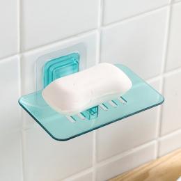 Mydelniczka łazienka stojak do przechowywania płyta mydelniczka tacy ssania uchwyt na mydło Box Case półka ścienna dania kosz ak