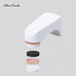 Wysokiej jakości magnetyczny mydelniczka zapobiec rdzy dozownik przyczepność do ściany naczynia łazienka mydelniczki wygodny mag