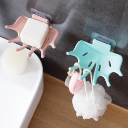 Łazienka prysznic mydelniczka pojemnik na naczynia do przechowywania płyta tacka przypadku mydelniczka łazienka taca akcesoria p