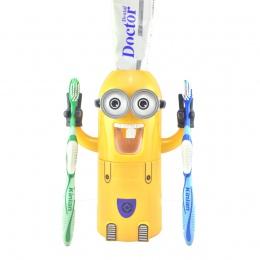 Produkty łazienkowe automatyczny dozownik pasty do zębów śliczne wyciskacz do akcesoria łazienkowe zestaw szczoteczki do zębów d