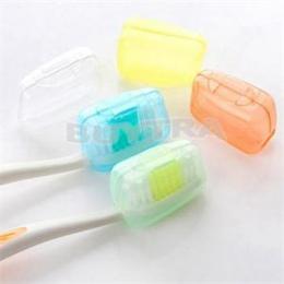 5 sztuk/zestaw przenośna podróżna szczoteczka do zębów szczoteczka do zębów Case ochronna czapki zdrowia szczoteczki do zębów ge