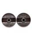 2 sztuk uniwersalny metalowy przełącznik obrotowy Control gałki 6mm/8mm wymiana akcesoria dla gospodarstw domowych kuchnia kuche