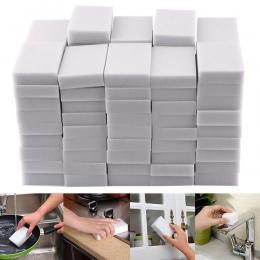 20 sztuk niska cena gąbka z melaminy magii magiczna gąbka Eraser do czyszczenia gąbki do czyszczenia kuchni narzędzia do czyszcz