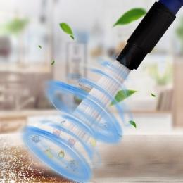 Odkurzacz do kurzu domowego rur słomianych szczotka do kurzu Remover przenośne uniwersalna przyssawka do brud czyste narzędzia