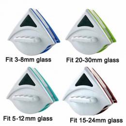 Ręczny podwójne boczne magnetyczne szczotka do czyszczenia szyb i okien do mycia okien do czyszczenia powierzchni szkła szczotka