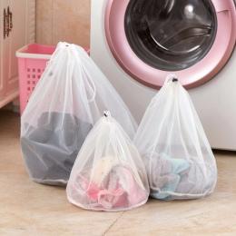 3 rozmiar mycia worek do prania odzieży opieki składana siatka ochronna filtr bielizna biustonosz skarpetki bielizna pralka ubra