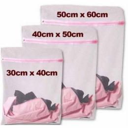 3 rozmiar siatki zapinane na zamek torby składana bielizna biustonosz skarpetki bielizna pralka odzież siatka ochronna