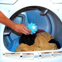 Preparat przeciwzmarszczkowy uwalnianie suszarka piłki pralnia tkanina do suszenia zmiękczania piłka prania i żelaza, w tym samy