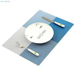 Sweettreats nowa moda PVC podkładka na stół w stylu europejskim narzędzie kuchenne stołowe Pad Coaster kawy i herbaty miejsce ma
