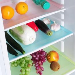 4 sztuk/zestaw lodówka Pad antybakteryjne przeciwporostowe pleśni wilgoci Tailorable Pad lodówka lodówka wodoodporna