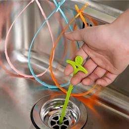 51 cm zlew kuchenny i umywalka łazienkowa rury środek do udrażniania odpływów rurociągu do czyszczenia włosów usuwania prysznic
