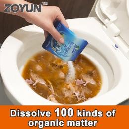 1 sztuk spustowy środki czyszczące silne do pogłębiania rur wody w kuchni do rur kanalizacyjnych toaleta toaleta closestool czys