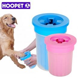 HOOPET zwierzęta domowe są koty do czyszczenia psów stóp czyste puchar dla psy koty narzędzie do czyszczenia z tworzywa sztuczne