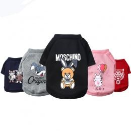 Ubrania dla psów dla psów odzież zimowa bawełna ciepłe ubrania dla psów pogrubienie produktów dla zwierząt domowych psów płaszcz