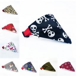16 kolorów kot pies chustka na szyję szalik kołnierz regulowany zwierzęta domowe są szalik szalik wodoodporny śliniaczek dla mał