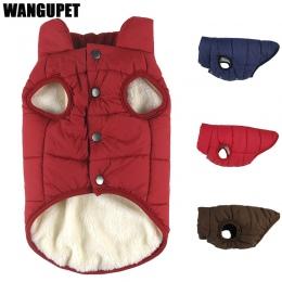 Zimowe ubrania dla psów psy odzież zimowa ciepłe ubrania dla psów dla małych psy boże narodzenie duży pies płaszcz zimowe ubrani