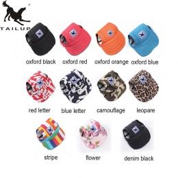 TAILUP 2017 gorąca sprzedaż kapelusz słońce dla psów śliczne zwierzęta domowe są na co dzień bawełniana czapka baseballowa Chihu