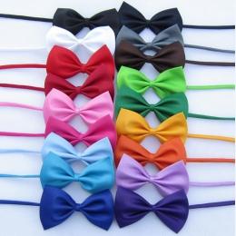 1 sztuka regulowany pies kot łuk krawat krawat zwierzęta domowe są mucha dla psa krawat puppy łuki pet muszka różne kolory dosta