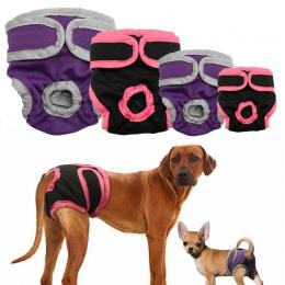 Damskie szorty dla psa Puppy fizjologiczne spodnie bielizna dla zwierząt domowych małe Meidium dziewczyna psy