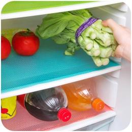 45*29 CM EVA stół lodówka anty wodoodporny Mat Pad wielofunkcyjny lodówka przeciw zanieczyszczeniom żywności zastawa stołowa coa