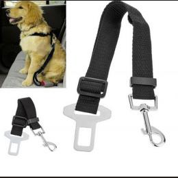 Bezpieczeństwa pasów bezpieczeństwa smycz klip Pet pas samochodowy dla psów bezpieczeństwa utrzymać psa bezpieczne, gdy dyski wy