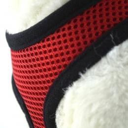 Przeniesienie akcesoria dla psów obroże uprzęże prowadzi szelki dla psa regulowane arnes perro odpinany pasek oddychająca Drop S