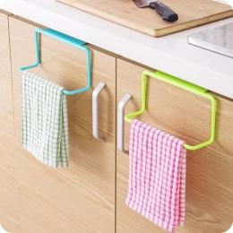 Organizer do kuchni wieszak na ręczniki wieszak na ręczniki łazienka szafka w łazience szafka wieszak półka na akcesoria kuchenn