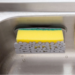 Naczynia gąbki uchwyt Rack ssania uchwyt do przechowywania szmata stojak do przechowywania stojak do przechowywania mydła przyss