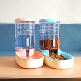 2 sztuk/zestaw kot miski do karmienia dla psa automatyczne podajniki na wodę dla psów dozownik fontanna butelka do miska dla kot