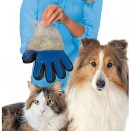 Zwierzęta domowe są szczotka do sierści dla psa grzebień rękawice do czyszczenia zwierząt domowych masaż pielęgnacja dostaw ręka