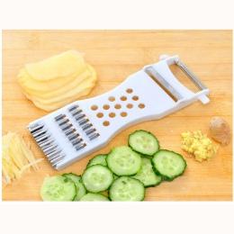 Ogórek krajalnica kuchenne narzędzia rozdrabniacz do gałęzi, rębak do ser owoce marchew Cutter tarka współczesna rodzina narzędz