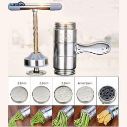 Ręczne urządzenie do gotowania makaronu naciśnij maszyna do robienia makaronu korba Cutter owoce sokowirówka naczynia do gotowan