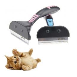 Zwierzęta domowe są Furmins grzebień do usuwania włosów pies krótki średnich włosów uchwyt pędzla pędzel kosmetyczny akcesoria g