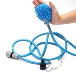 Nowe narzędzie do kąpieli dla zwierząt wygodne urządzenie do mycia prysznic narzędzie do czyszczenia mycia kąpieli opryskiwacze