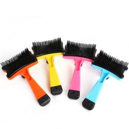 Zwierzęta domowe są szczotka do usuwania włosów akcesoria dla psów kot pielęgnacja włosów szczotka wygładzająca Gilling narzędzi