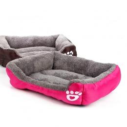 Pies łóżko dla małych średnich dużych psów 2XL rozmiar zwierzęta pies dom ciepłe bawełniane Puppy legowiska dla kotów dla Chihua
