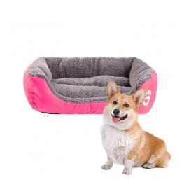 Gorąca sprzedaż 6 rozmiary łóżko dla psa łóżko dla psa łóżko dla psa gniazdo dla psa jesień i zima ciepłe dla kota Puppy jakości